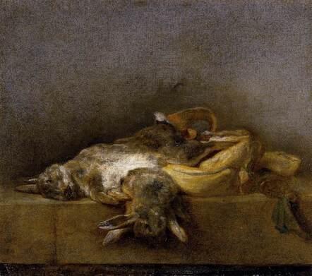 08 - Des natures mortes - en peinture