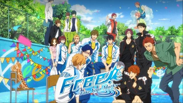 Tokubetsuban Free! Take Your Marks
