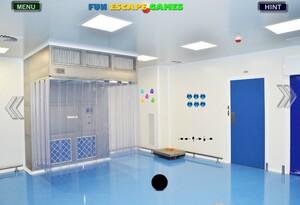 Jouer à Clean room fun escape