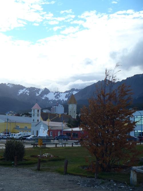 Ushuaïa, el fin del mundo