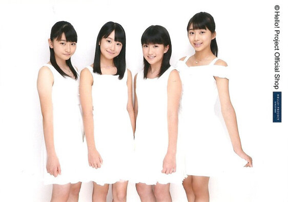 Morning Musume '14 Concert Tour Aki GIVE ME MORE LOVE