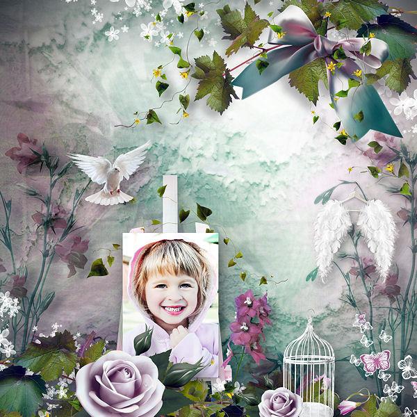 """""""Lettre à mes enfants"""" de Valkyrie Designs"""