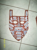 Masques africains MS/GS