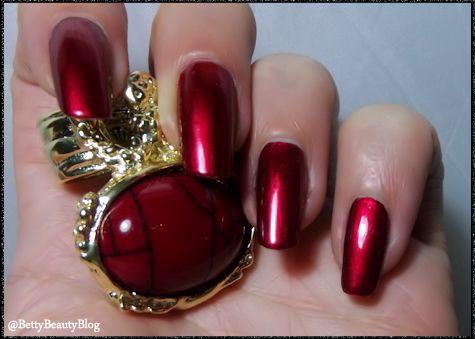 Le rouge parfait s'appelle Perceval