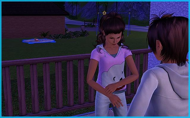 Blog de legsims3 : legsims3-legacy de angel doureve, épisode 149