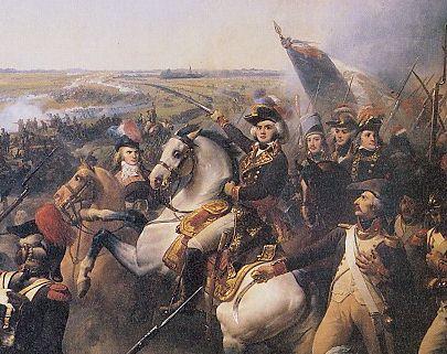 """Projet """"La patrie en danger"""" (Fleurus 1794)"""