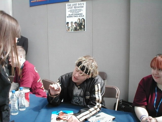 CoreyHaim collectormania 9 -05