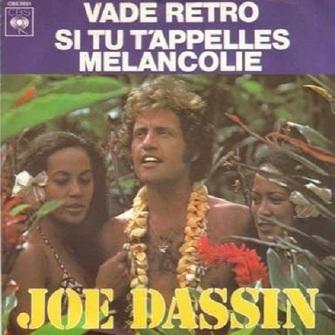 Joe Dassin, 1974