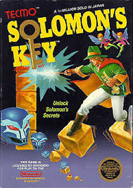 Solomon's Key - Tecmo