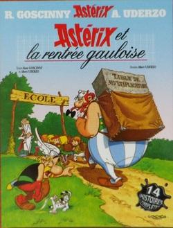 Astérix - Album 32 : Astérix et la rentrée gauloise