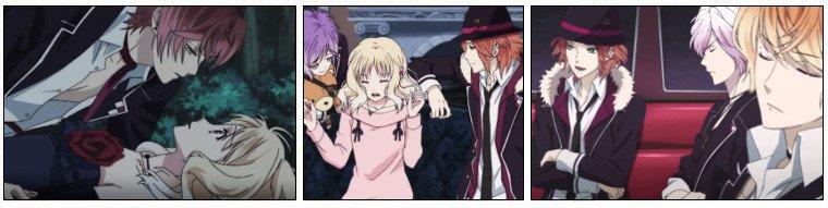 Animation Japonaise ❖ Diabolik Lovers
