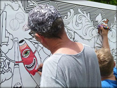 Festival des Arts de la Rue !