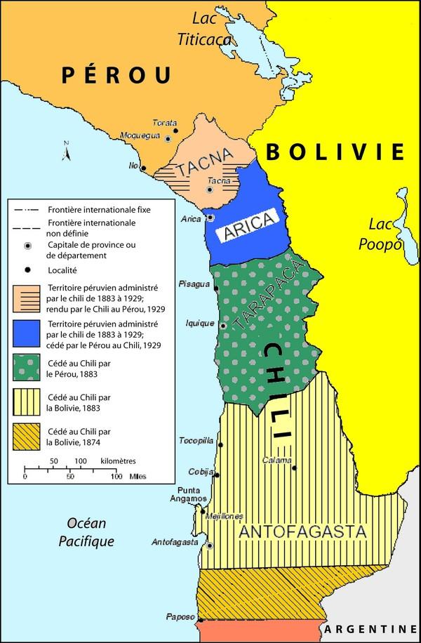 Lima accuse Santiago d'actes d'espionnage