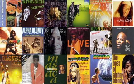 alpha blondy discographie