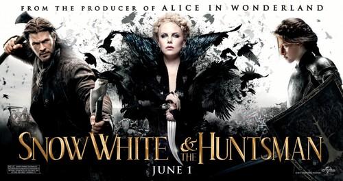 Blanche-Neige et le chasseur : Le film