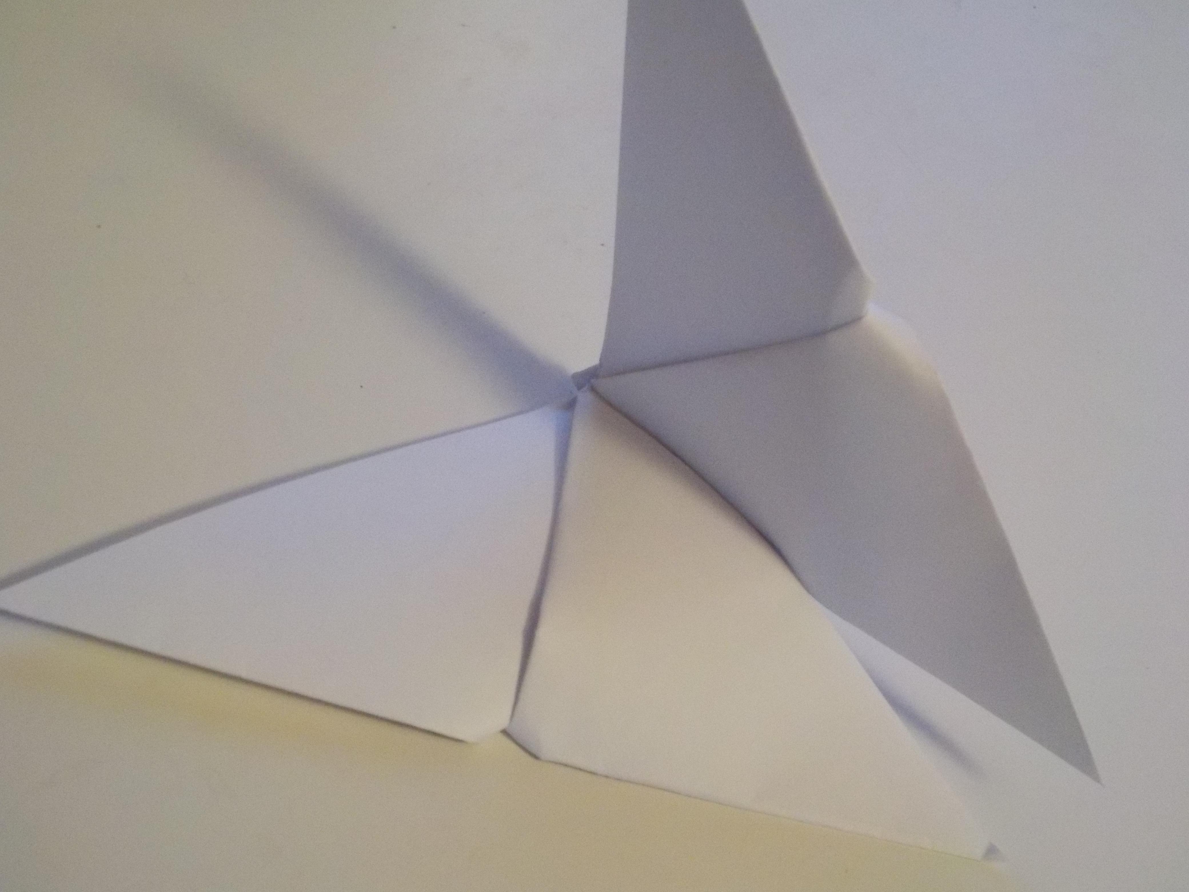 origami le papillon facile rapide et mignon 1 made. Black Bedroom Furniture Sets. Home Design Ideas