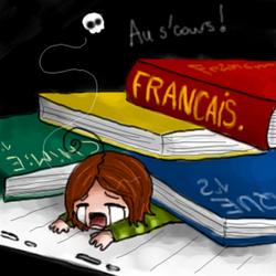 J'aime pas l'école!