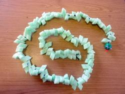serpent 100 boules polystirène