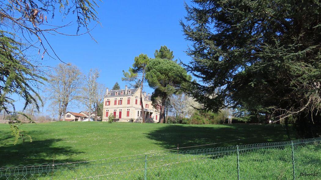 une pause à Bernos - Beaulac