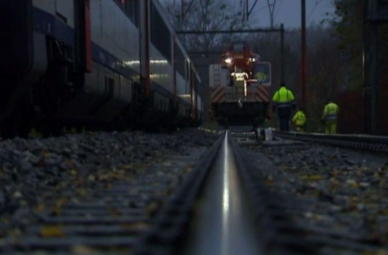 Belgique : deux ouvriers mortellement fauchés par un train alors qu'ils réparaient une voie
