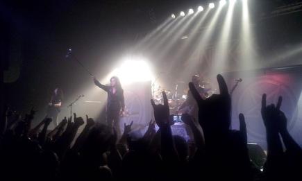 Konzerte in Deutschland- Teil zwei: Anthrax 2