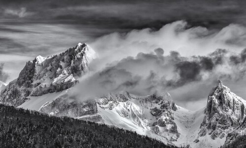 Paysage montagne ...