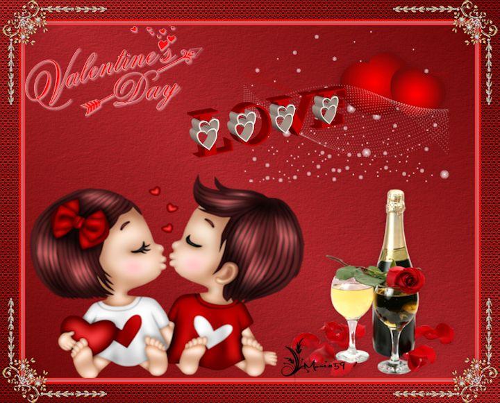 Défis St Valentin