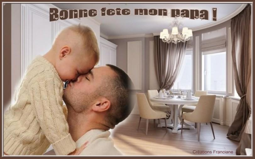 Bonne fête des pères et quelques créations à ce sujet