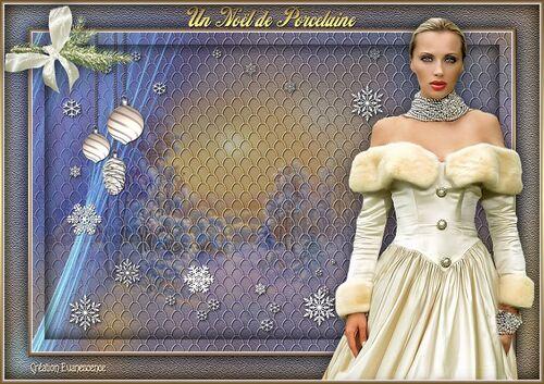 Un Noël de Porcelaine