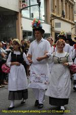 Metz et la fête de la Mirabelle