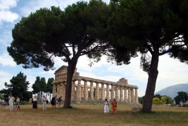 Paestum, Temple de Cérès 5