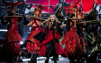 Rebel Heart Tour - 2015 12 12 Zurich (10)