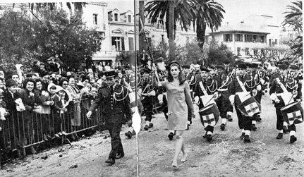 06 février 1967 : Carnaval de Nice