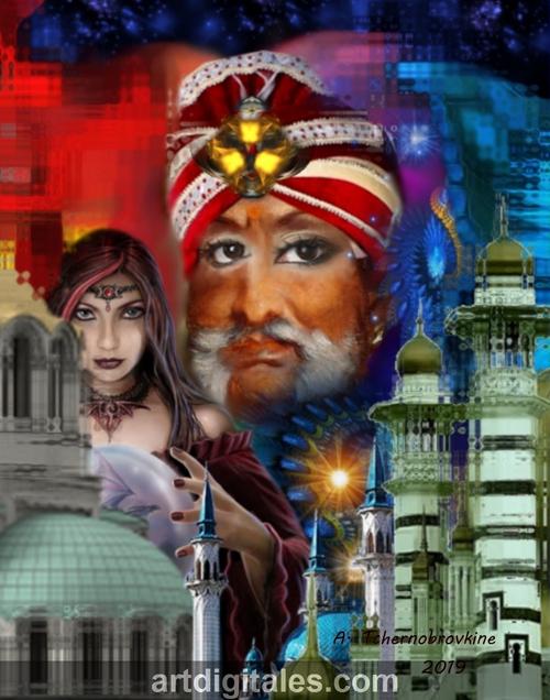 Le rêve du Sultan