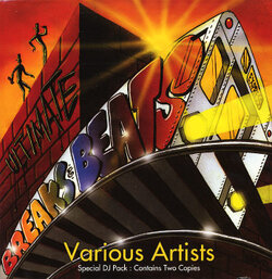 V.A. - Ultimate Breaks & Beats Vol.14 - Complete LP