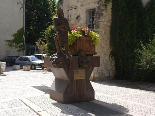 Statue de Tartarin