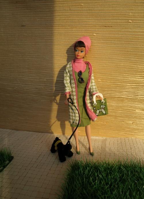 Barbie vintage : Poodle Parade