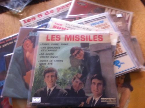 fume fume par les missiles