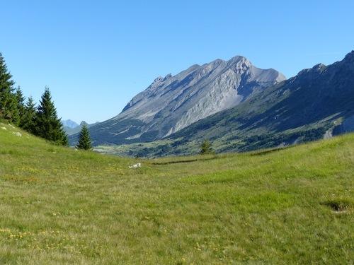 Col de Rabou (Dévoluy)