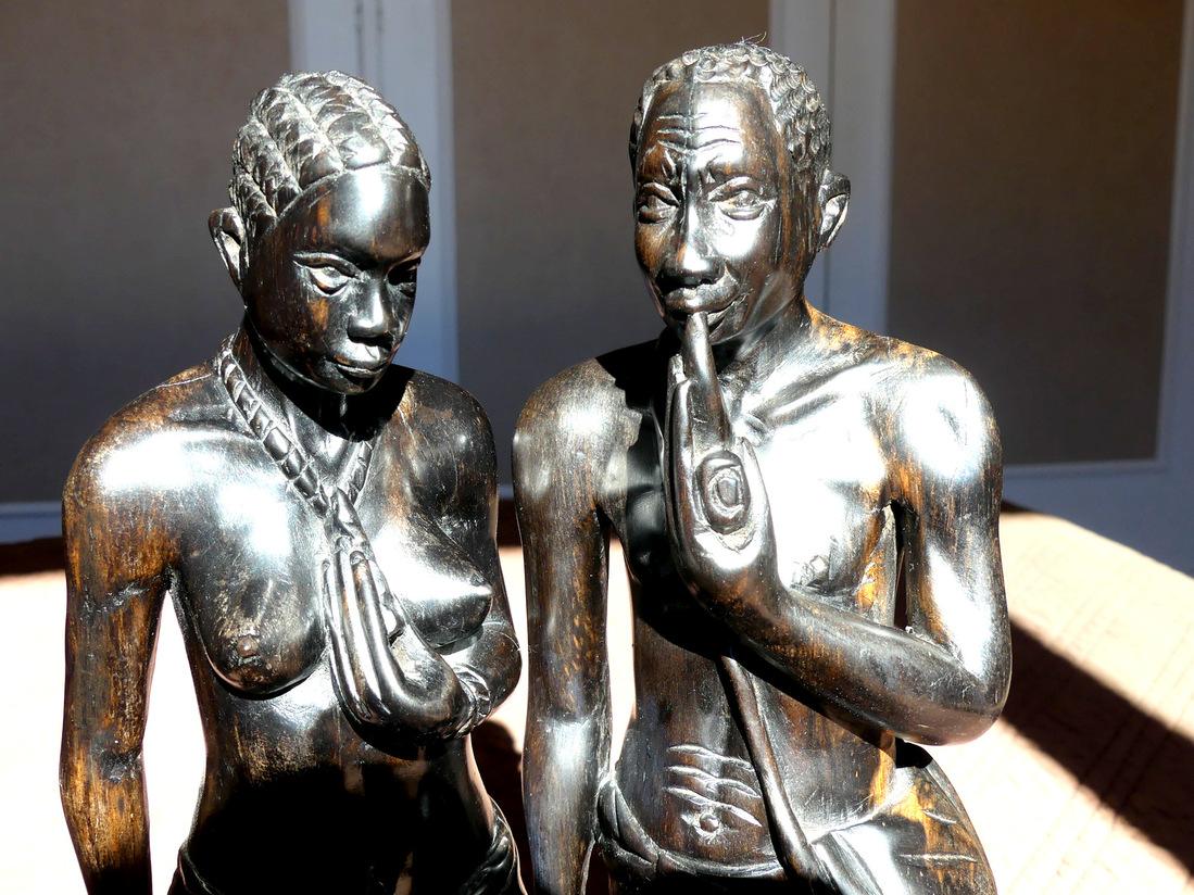 sculptures.....