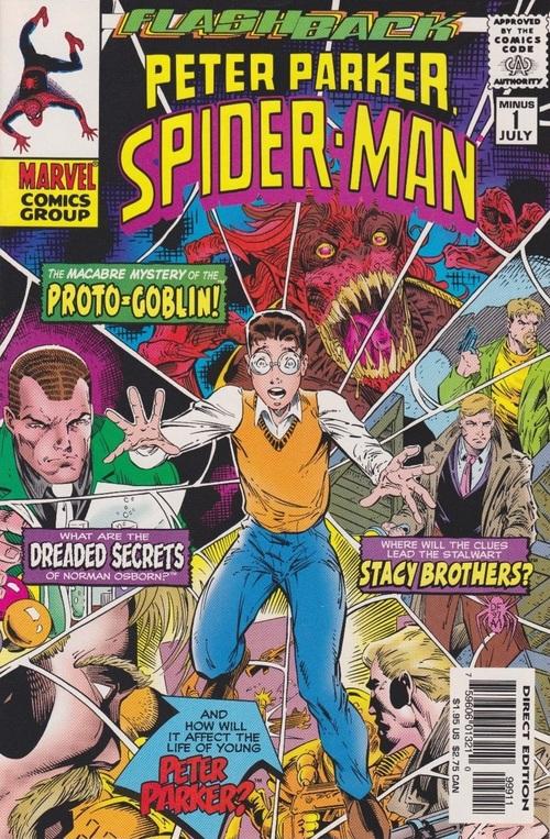 Spider-man 1-10