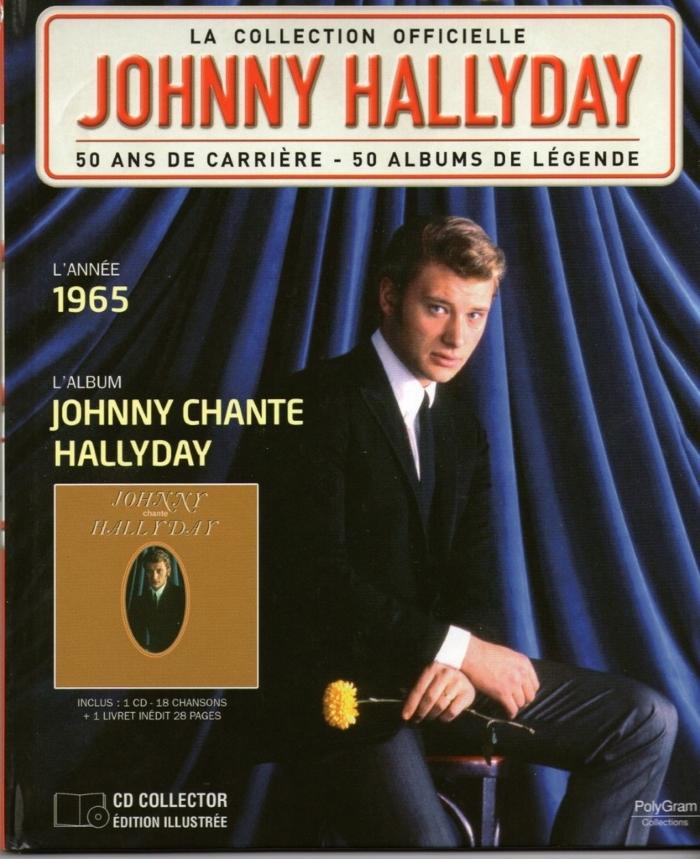 A DEUX HEURES DE CHEZ TOI de Johnny HALLYDAY