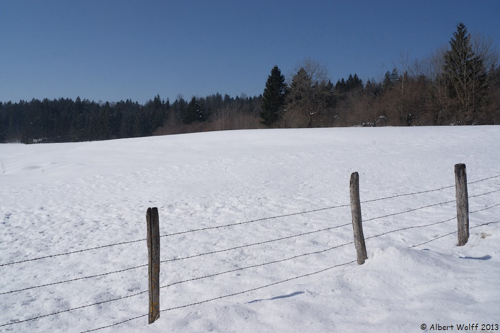 Censeau mais pas sans neige...