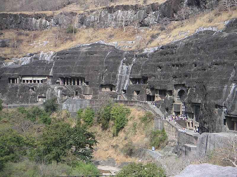 ajanta-grottes