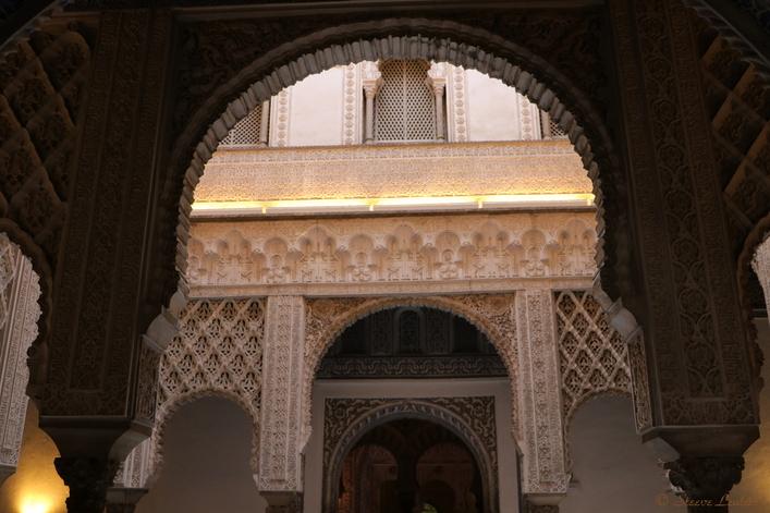 L'Alcázar de Séville