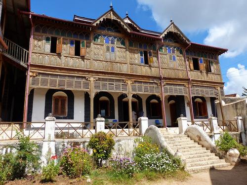 Harar, la maison où vécut Arthur Rimbaub