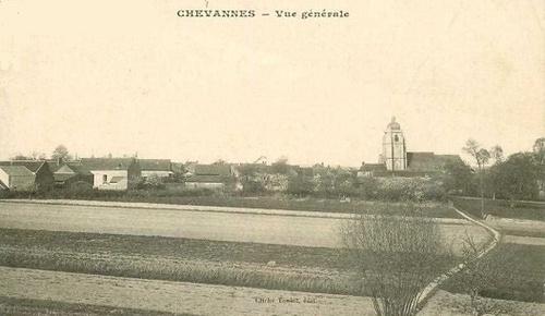Famille Martin, Chevannes (89)