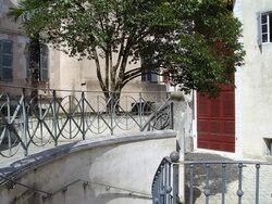 Bayonne : La Place Bernard de Lacarre