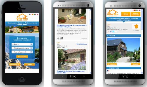 Location vacances web sur smartphones : enfin un site mobile efficace