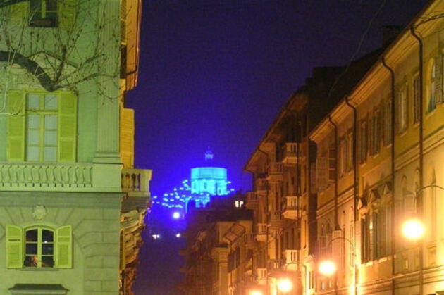 Turin illuminée